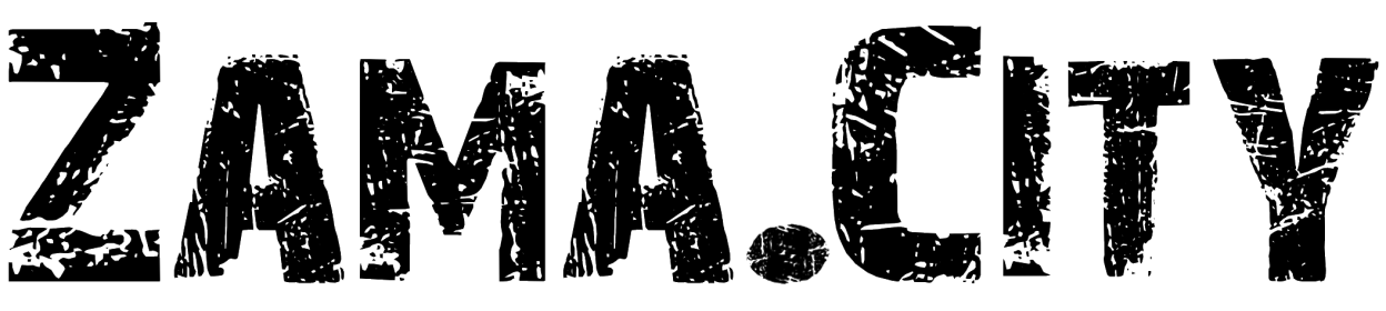 Zama City Logo Text